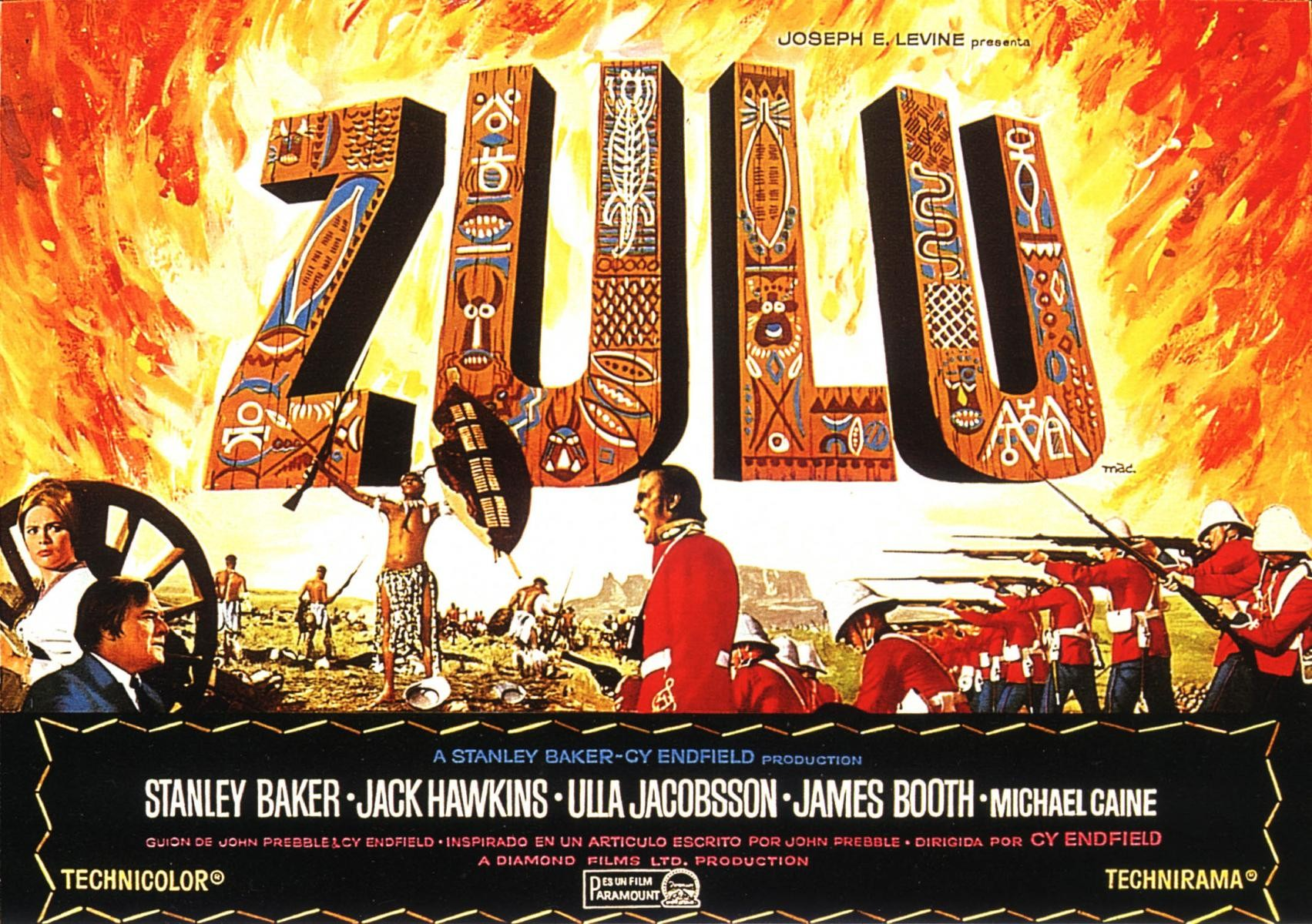 Zulu making a classic accessible descriptive video works in stopboris Choice Image